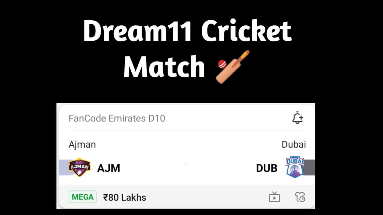AJM vs DUB Dream11 team Prediction