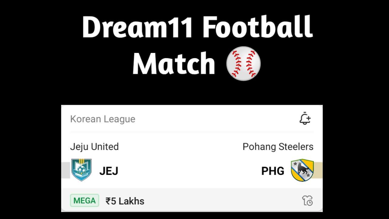 JEJ Vs PHG Dream11 Team Prediction