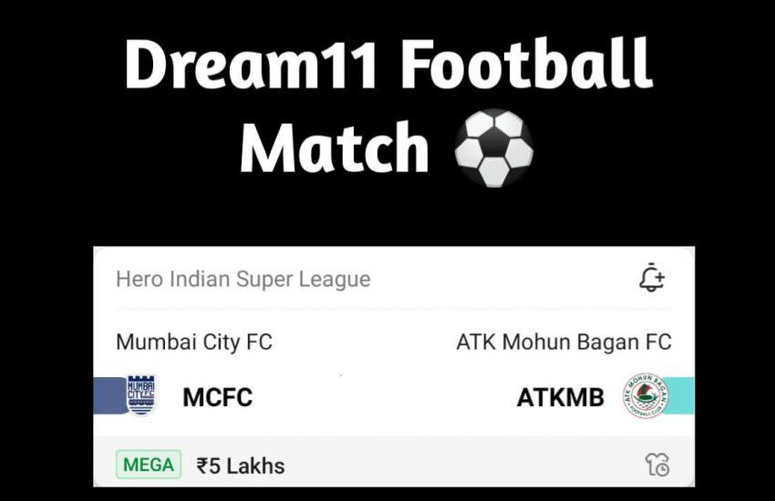 MCFC Vs ATKMB Dream11 Team