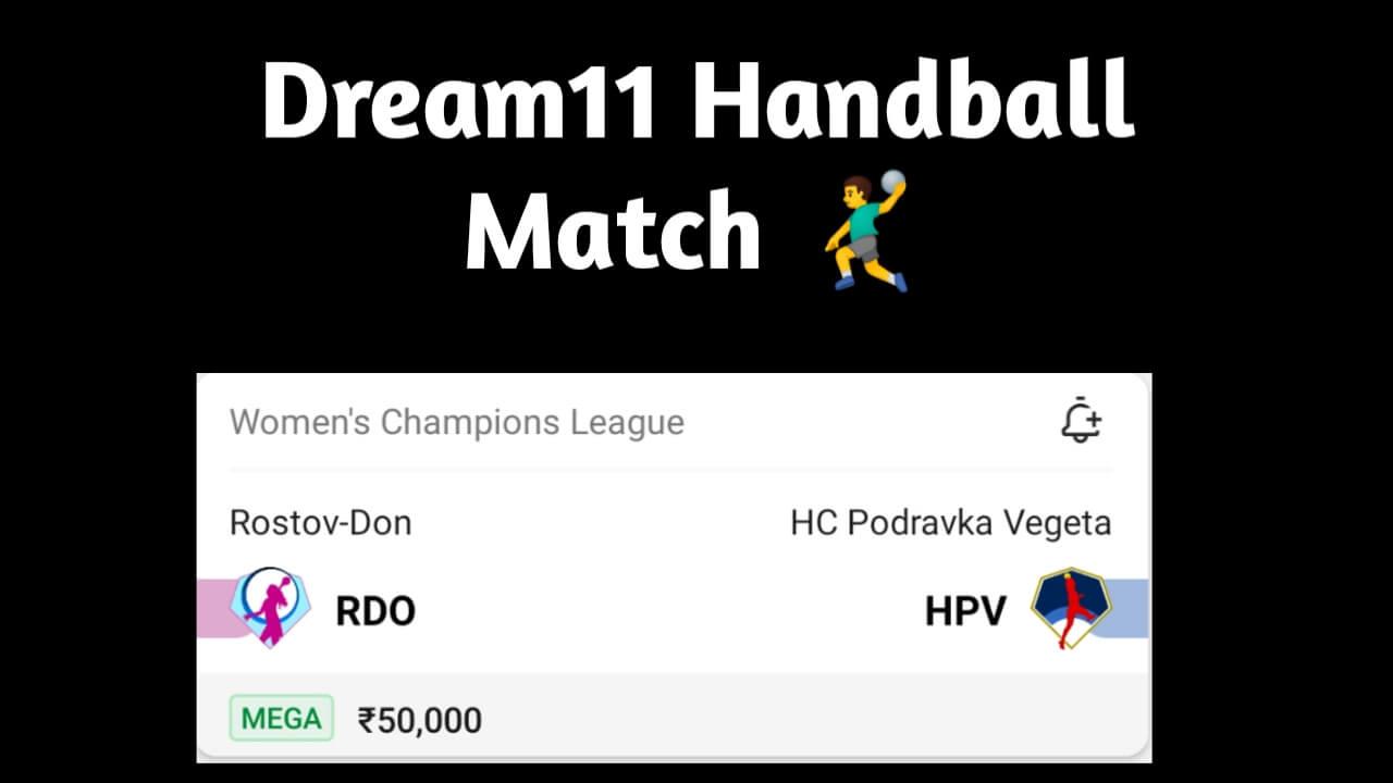 RDO Vs HPV Dream11 Team