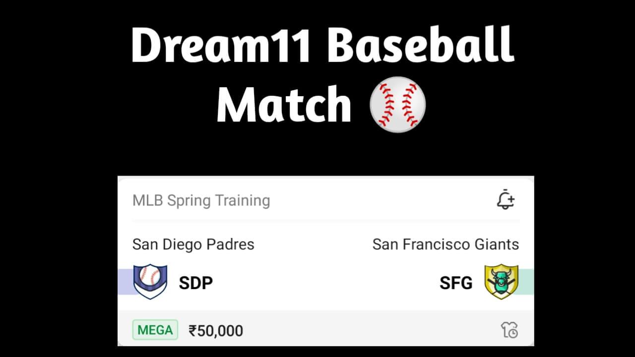 SDP Vs SFG Dream11 Team