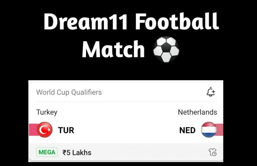 Turkey Vs Netherlands Dream11 Team