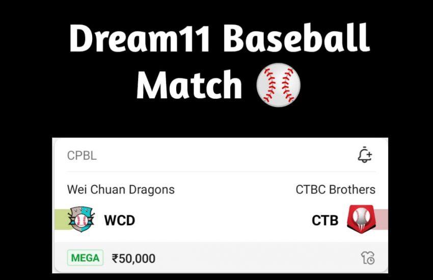 WCD Vs CTB Dream11