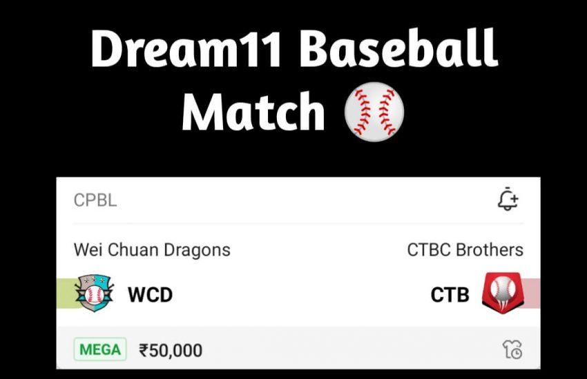 WCD Vs CTB Dream11 Team