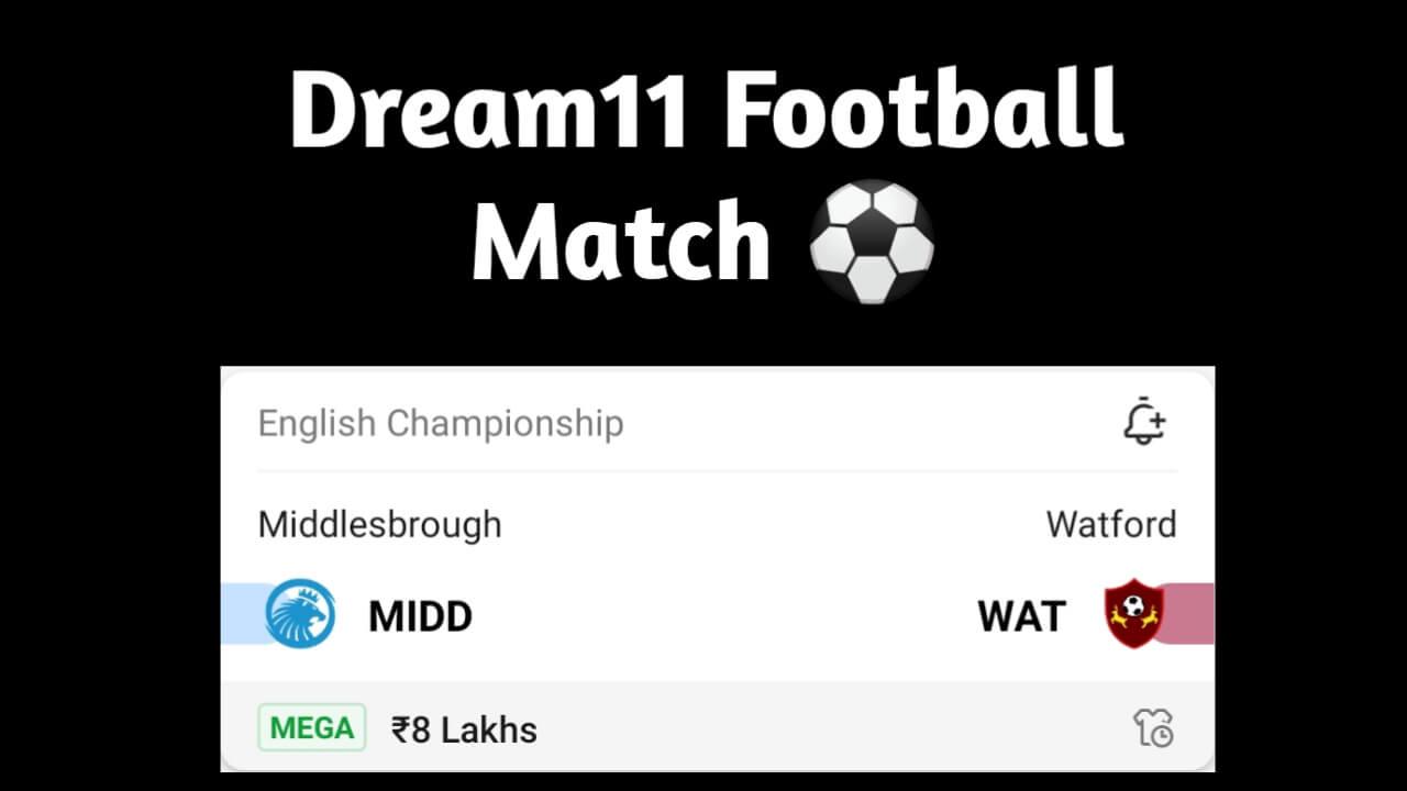 MIDD Vs WAT Dream11 Team Prediction