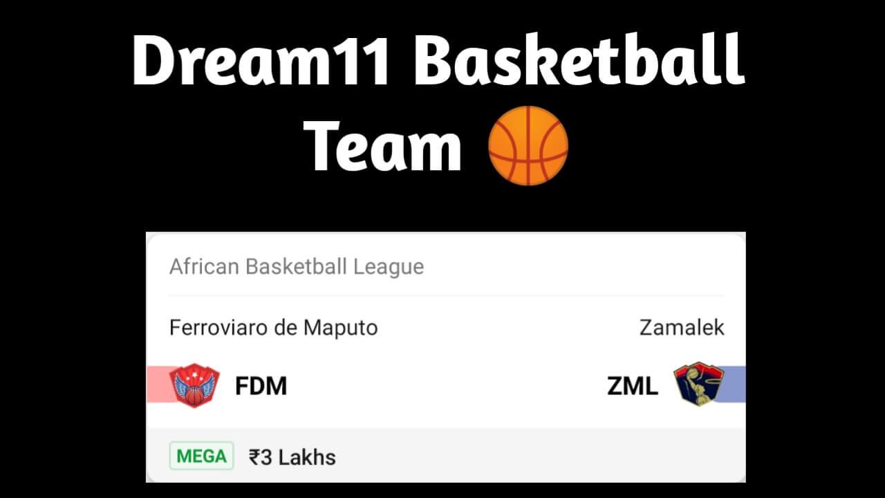 FDM Vs ZML Dream11 Prediction