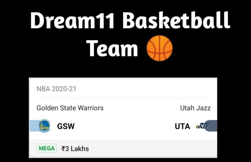 GSW Vs UTA Dream11 Prediction