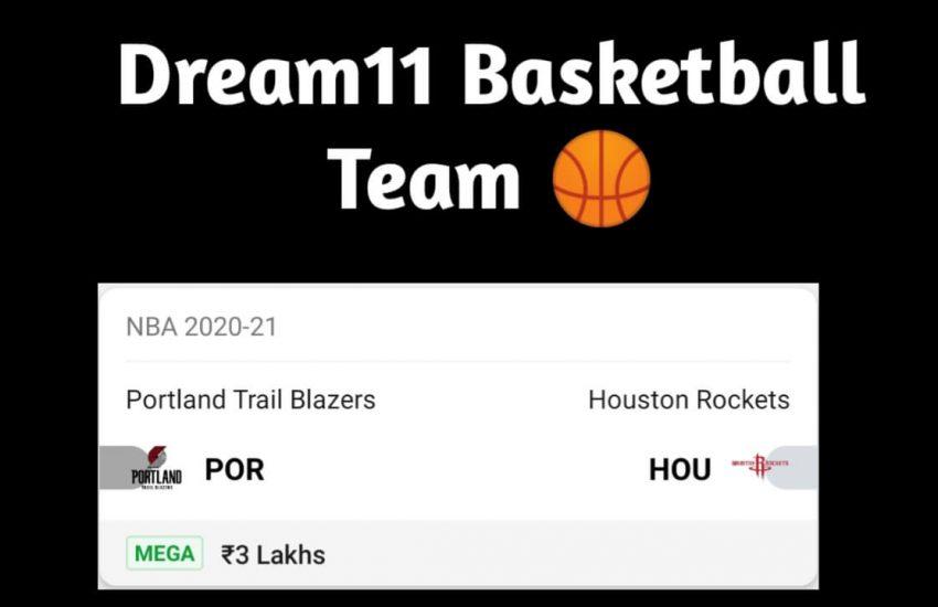 POR vs HOU Dream11 Prediction