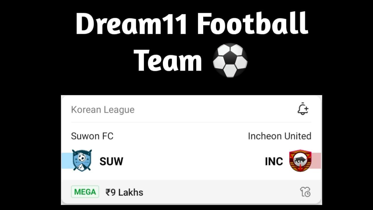 SUW Vs INC Dream11 Prediction