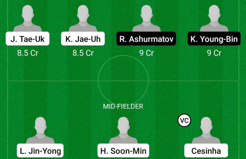 DAE Vs GNGW Dream11 Prediction