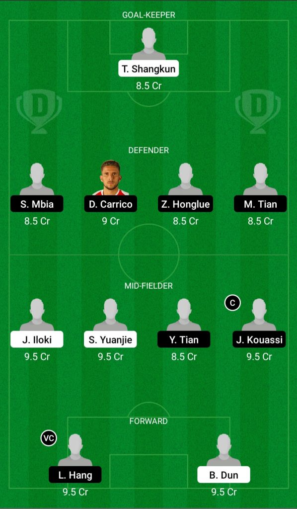 TNJ Vs WHN Dream11 Team