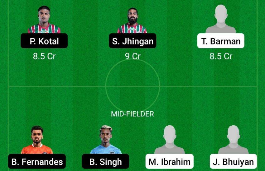 BAN vs IND Dream11 Prediction
