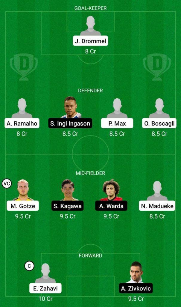 PSV vs PAO Dream11 Prediction