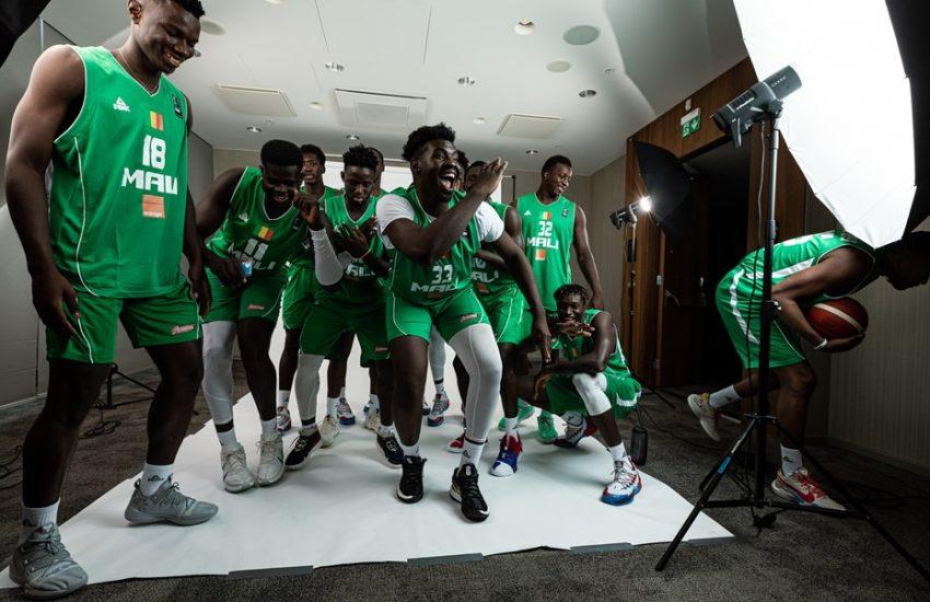Mali U-19 World Cup Basketball