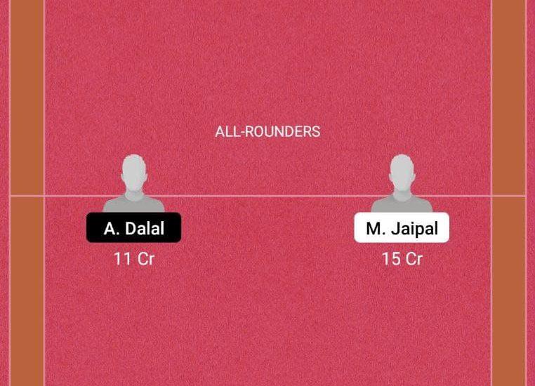 PJPA vs BHL Dream11 Prediction